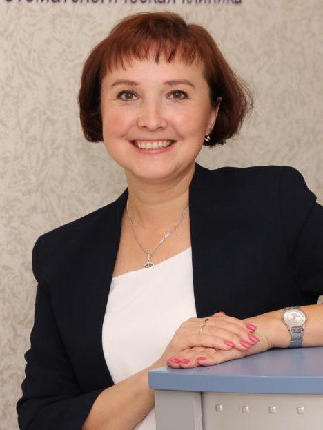 Михалева Надежда Георгиевна