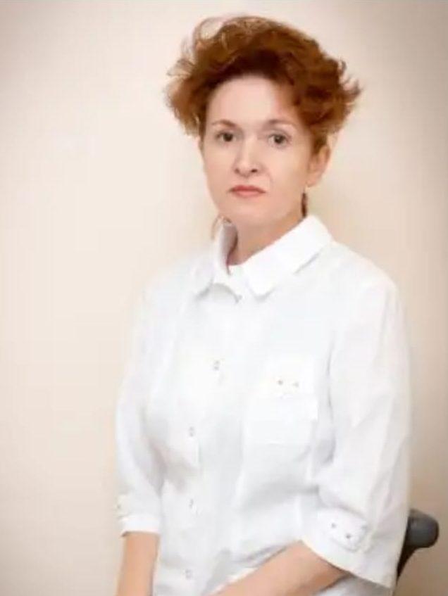 Тетерина Анна Геннадьевна