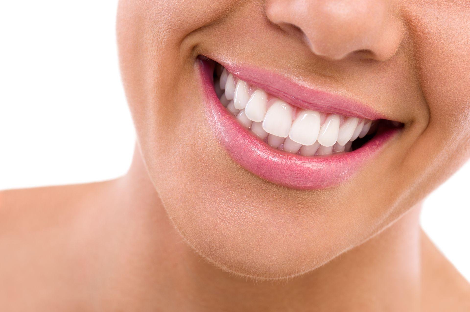 Базовый уход за зубами