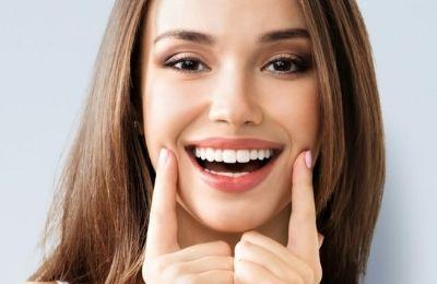 восстановление эмали зубов фото