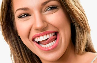 после профессиональной чистки зубов фото